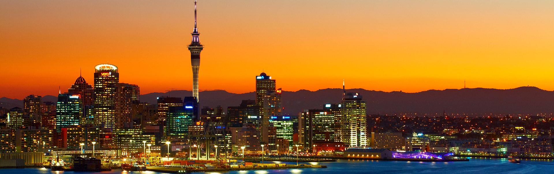 Wonders of New Zealand (AUNJ) Banner