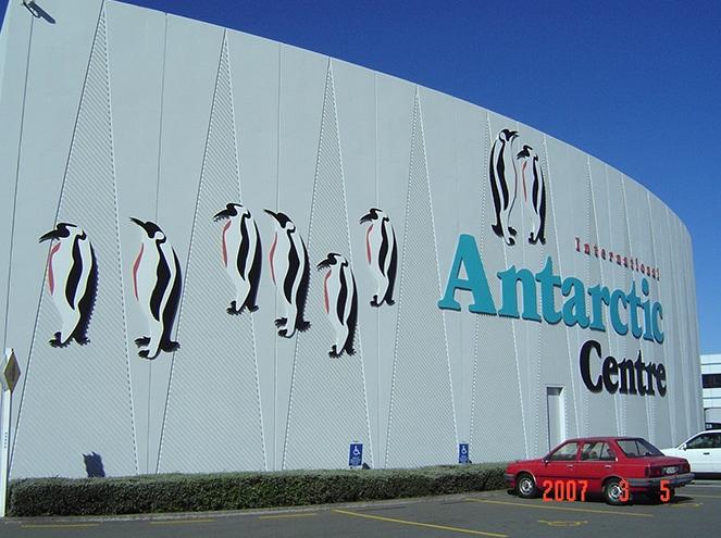 Antarctica Center