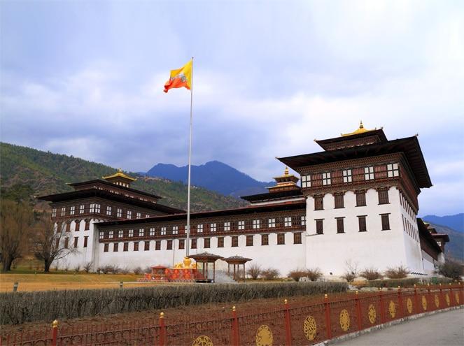 Bhutan Family Sightseeing 3
