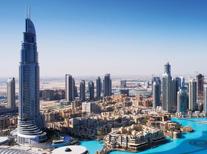 Dubai Egypt Israel Cost Saver Sightseeing 3
