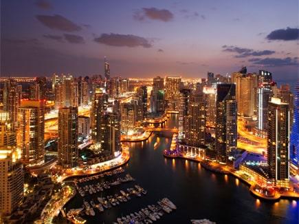 Dubai Abu Dhabi Oman with Ferrari World and Bollywood Park (MEMG) Tour Package