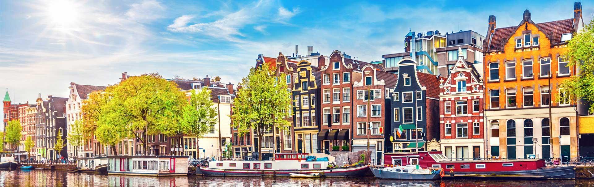 Amsterdam Brussels Bruges Tulip Special (EUAR) Banner