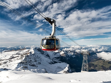 Austria Swiss (EUAS) Tour Package