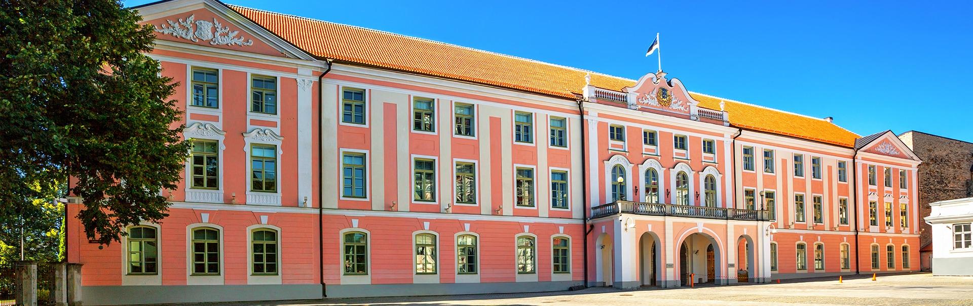 Estonia Latvia Lithuania (EUCB) Banner