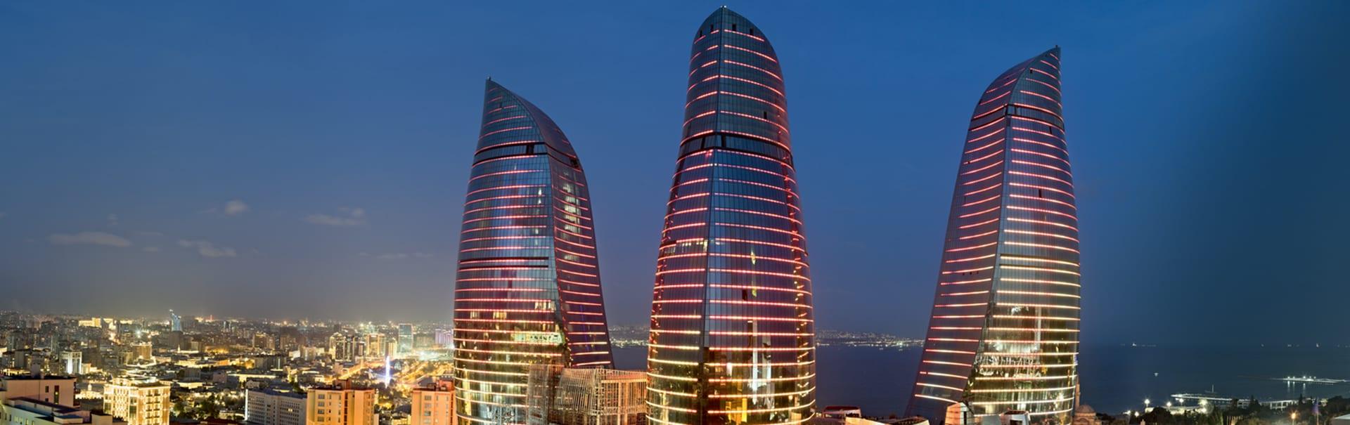 Azerbaijan Baku (EUCK) Banner