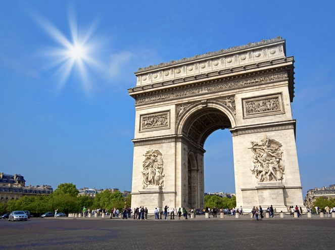 Europe Cost Saver Sightseeing 1