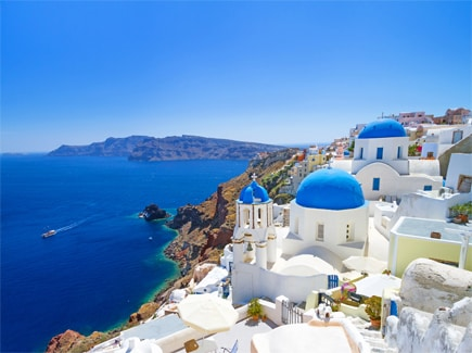 Greece Jewels (EUGJ) Tour Package