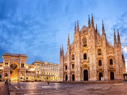 Italian Jewels (EUIT) Tour Package