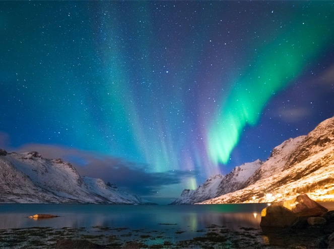 Northern Lights Travel Package