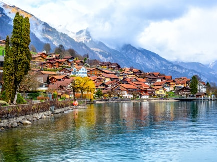 Switzerland Jewels (EUSW) Tour Package