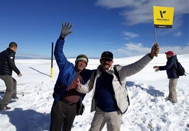 One big happy family
