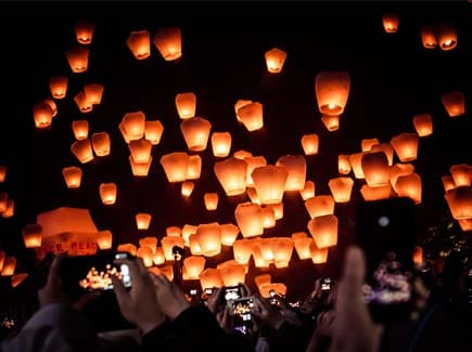 Lantern festival - Taiwan with Hong Kong Macao (ASFL) Tour Package