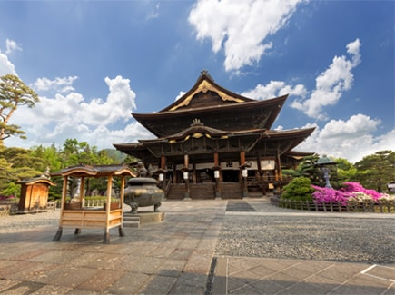 Japan with Alpine Route (ASJP) Tour Package