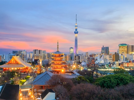 Women's Special Japan (ASWN) Tour Package