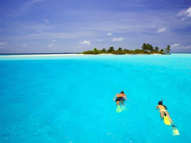 Maldives Family Sightseeing 3