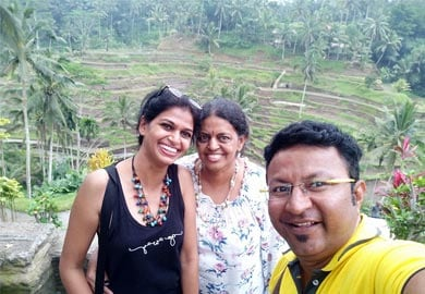4 Days 3 Nights Bali Highlights Family Tour Package Veena World
