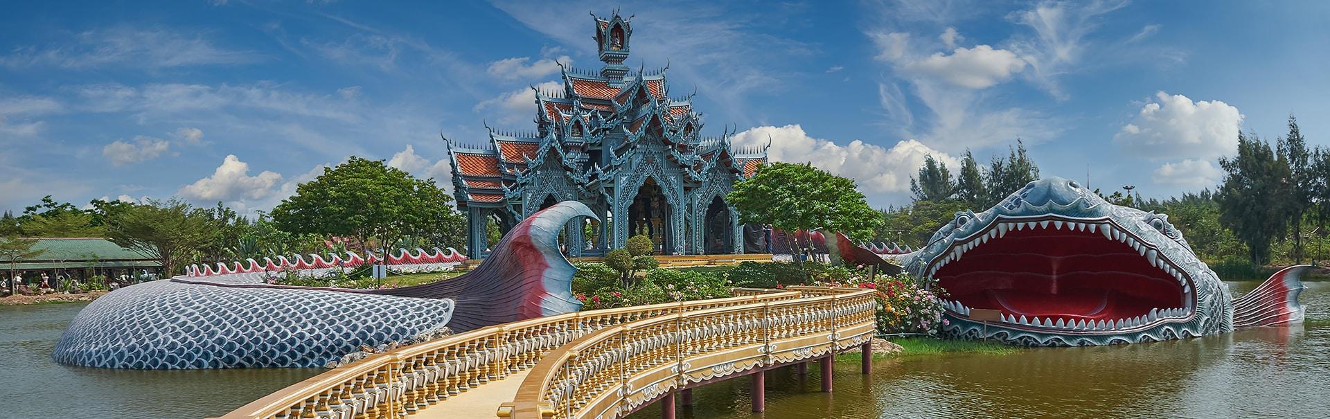 Honeymoon Tour - Bangkok Pattaya with Hua Hin (ASHU) Banner