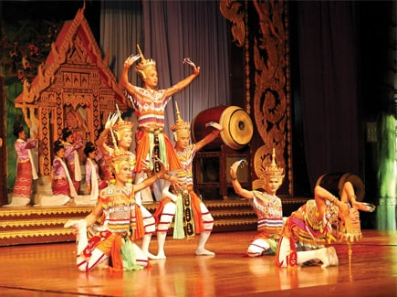 Thai Jewels (ASTJ) Tour Package