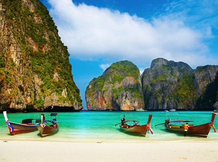 Bangkok Pattaya Phuket Krabi (ASTK) Tour Package