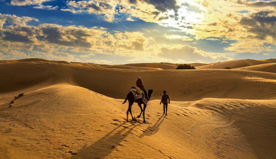 1 Cover Shutterstock 782705764 Camel Ride On The Sand Dunes Of Thar Desert Jaisalmer