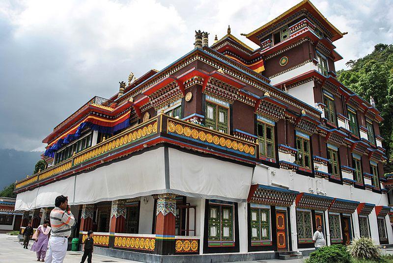 Dharmachakra Centre Rumtek Monastery