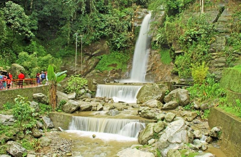 Banjhakri Falls and Energy Park