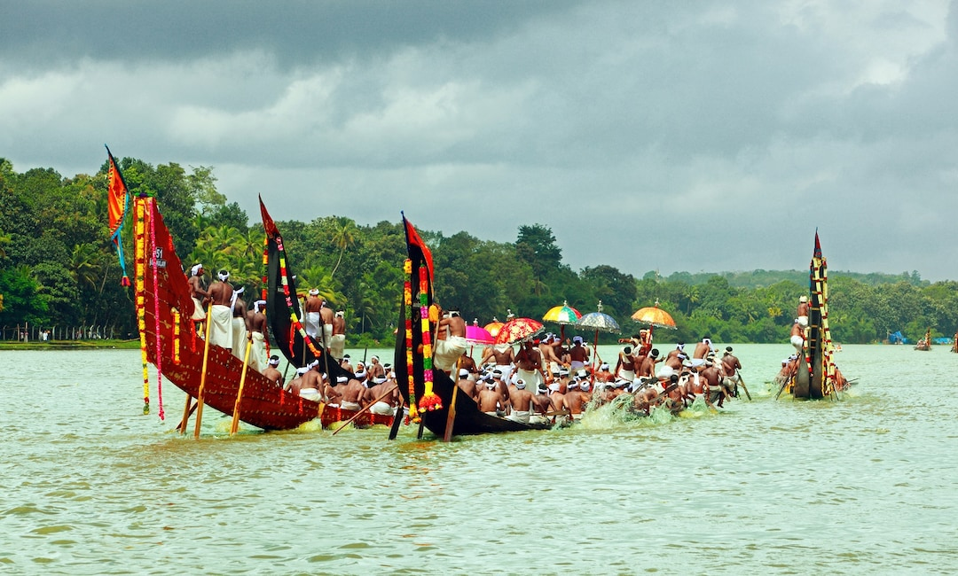 Kerala Snake Boat Race Feature Image
