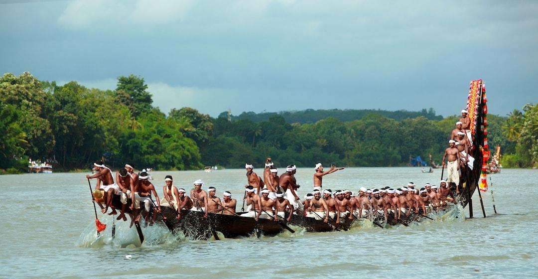 Snake Boat Race, Alleppey