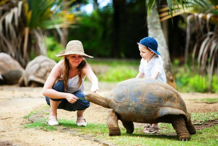 Parc Francois Leguat Mauritius