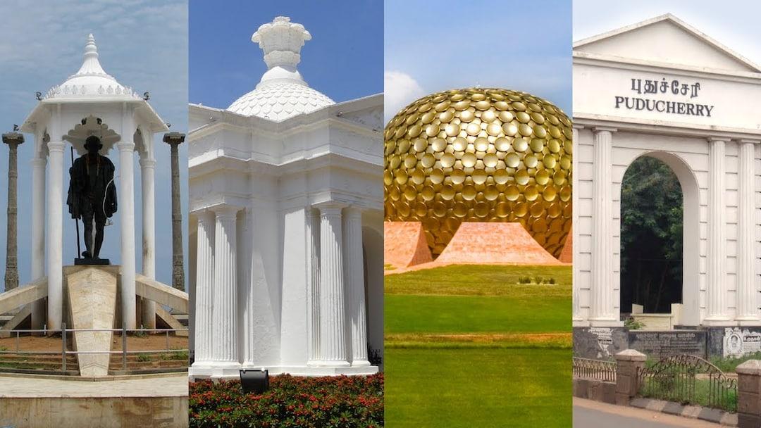 Pondicherry Mahabalipuram