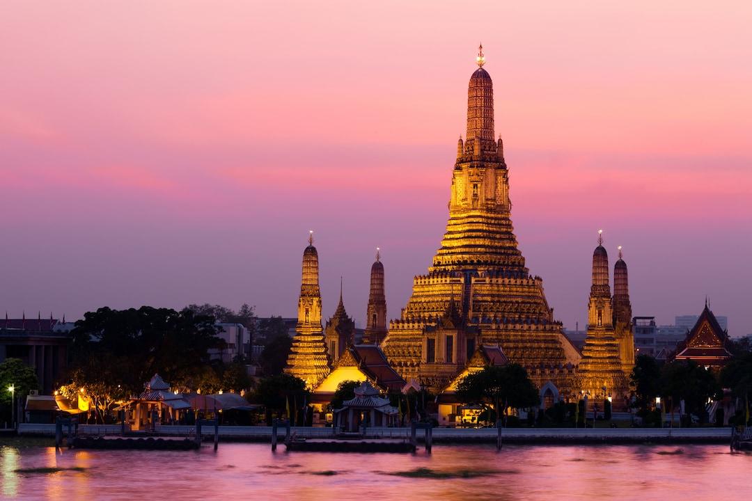 Wat-Pho & Wat Traimit