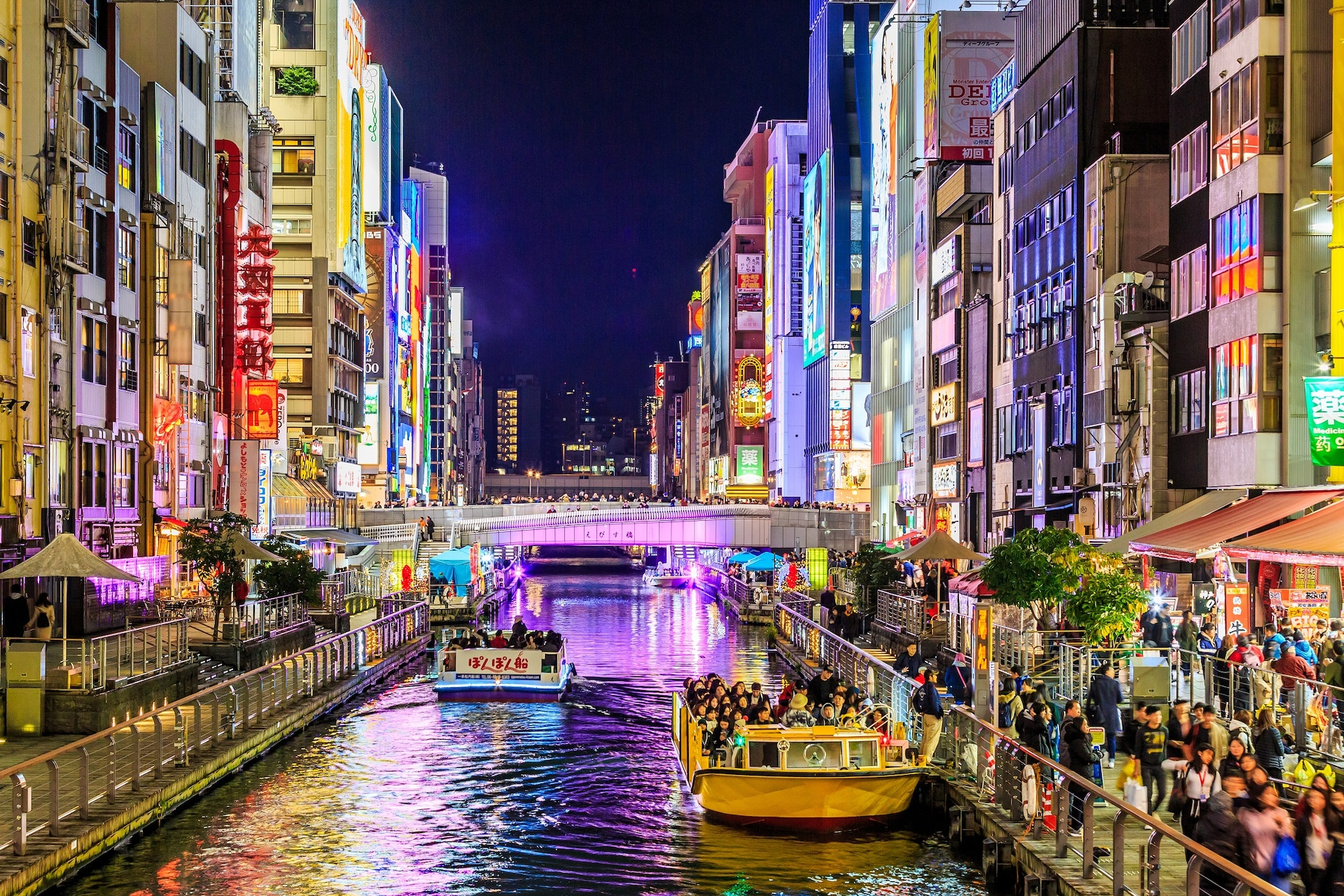 Explore Japan Visit The Top 5 Cities In The Land Of Zen Veena World