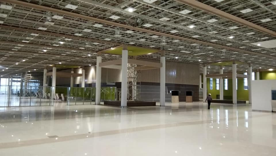 Chipi-Parule Airport Terminal