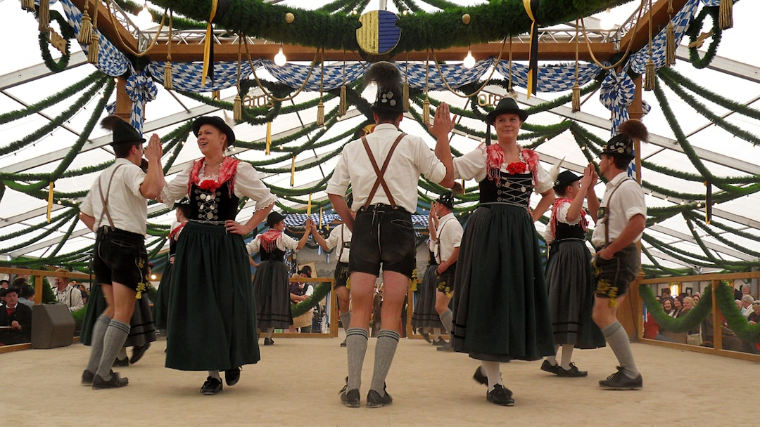 Traditional Bavarian Costumes