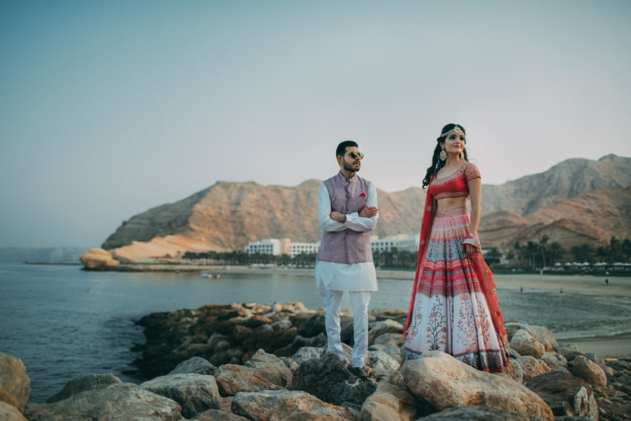 Oman, Middle East – The Beautifully Rugged Wedding
