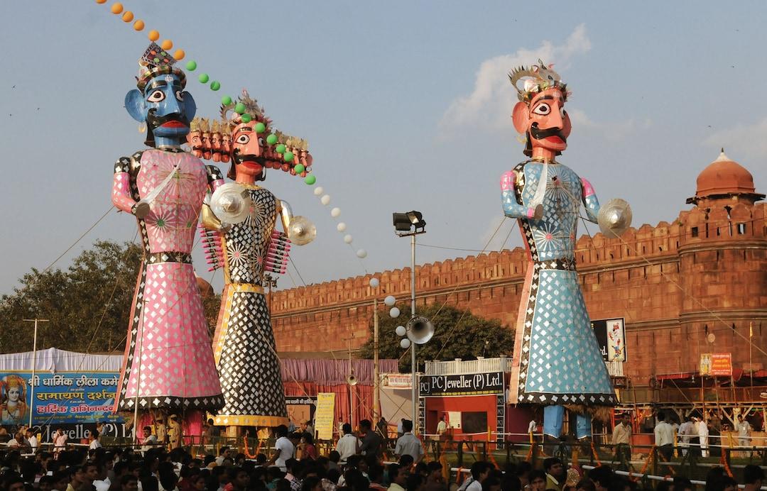 Delhi's Ramlila