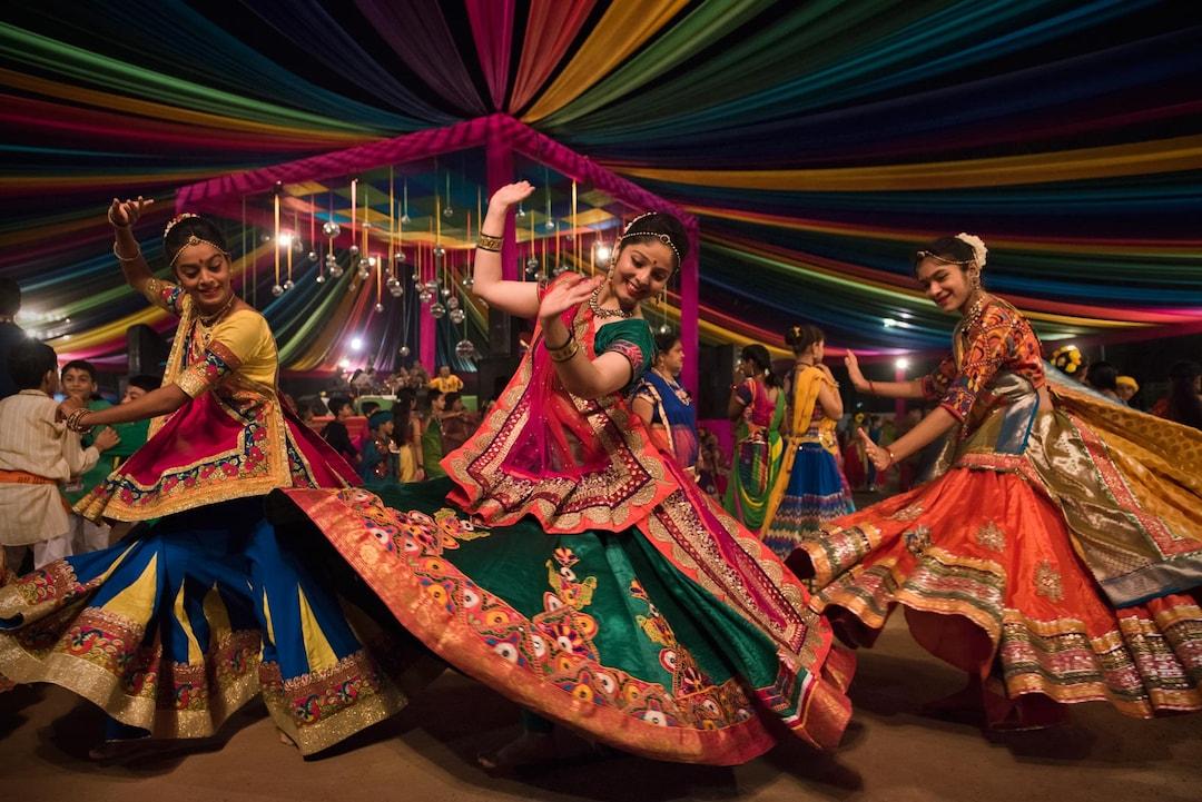 Gujarat's Garba