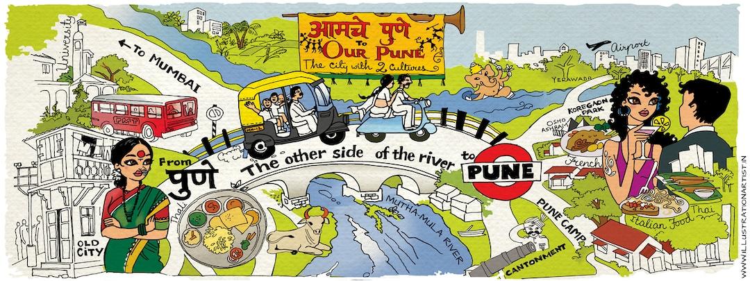 Niloufer Pune Theydrawandtravel