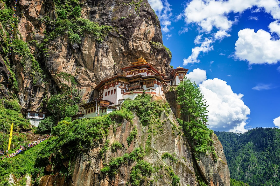 A Wonderful Hike to Tiger's Nest Monastery