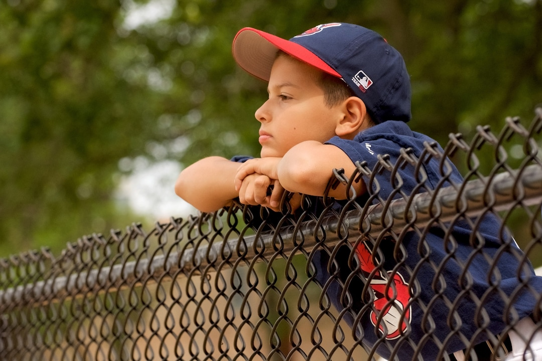 Fence Baseball Sport Game Play Boy 1205965 Pxhere.com