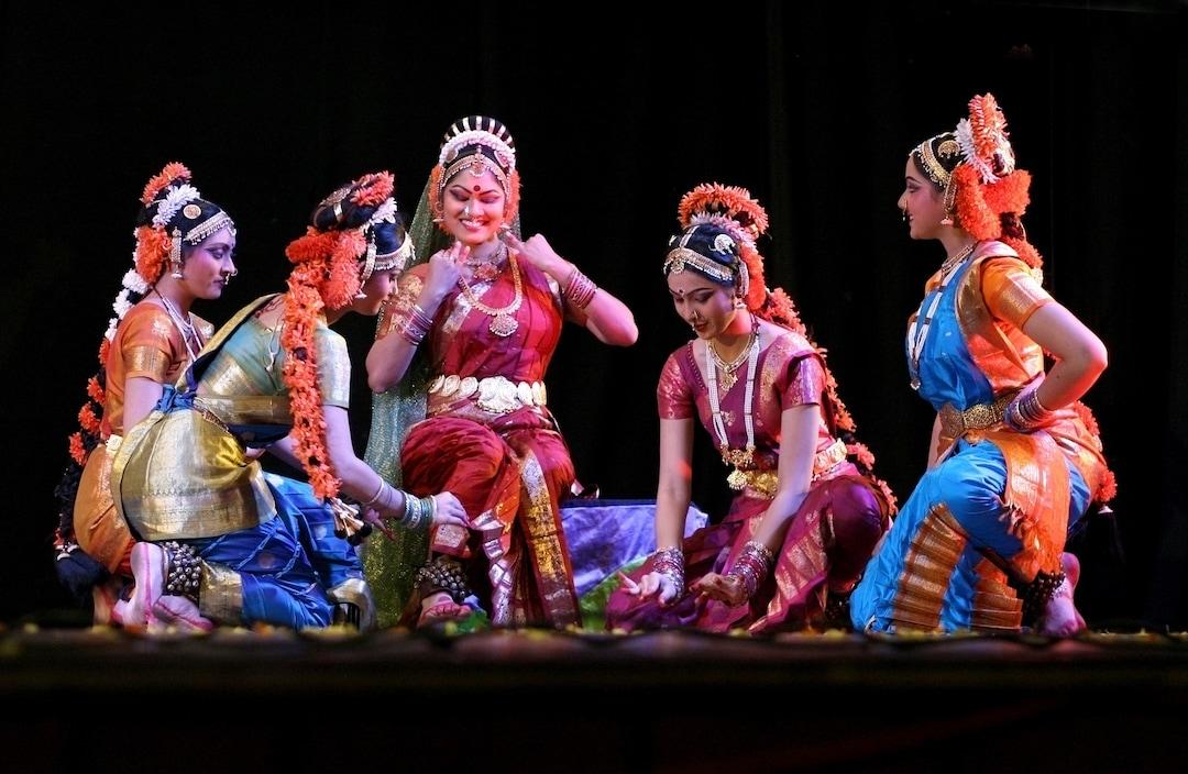 Mamallapuram Indian Dance Festival