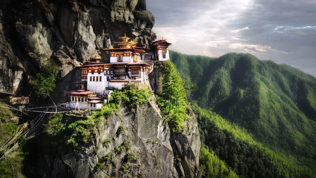 Tourist Places to Visit in Bhutan in May