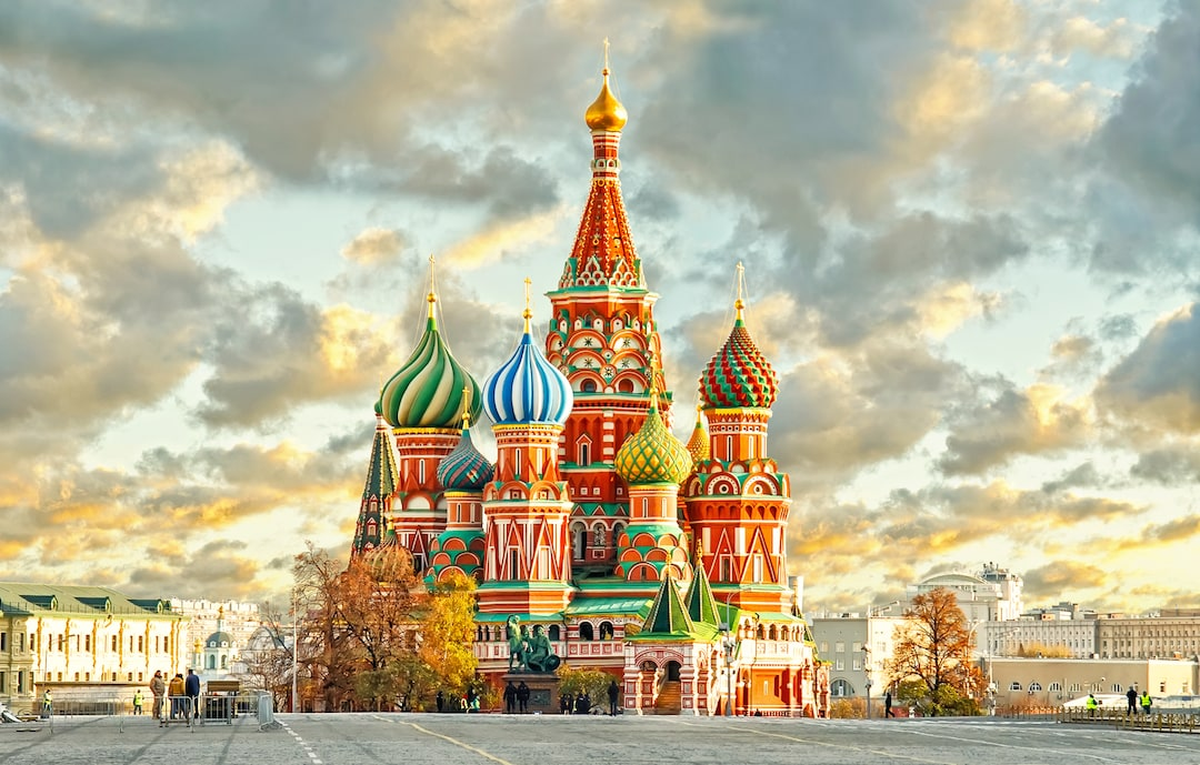 Tourist Places To Visit In Russia