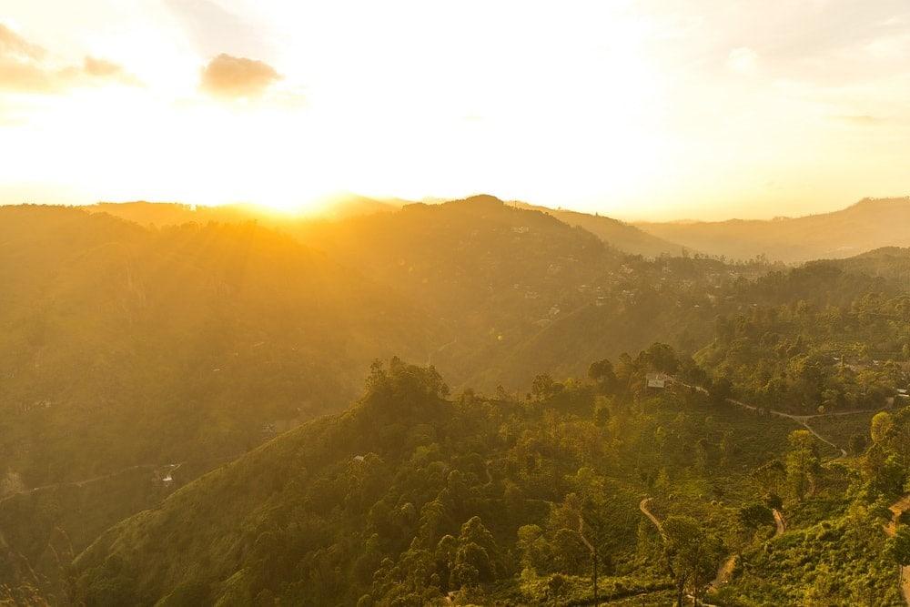 Hike Up Little Adams Peak