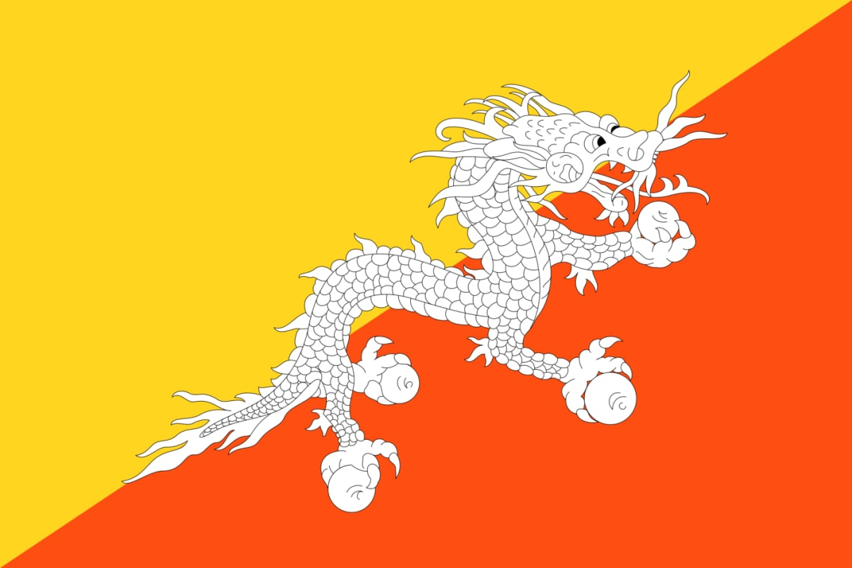 "Why Is Bhutan Called ""Land Of The Thunder Dragon"