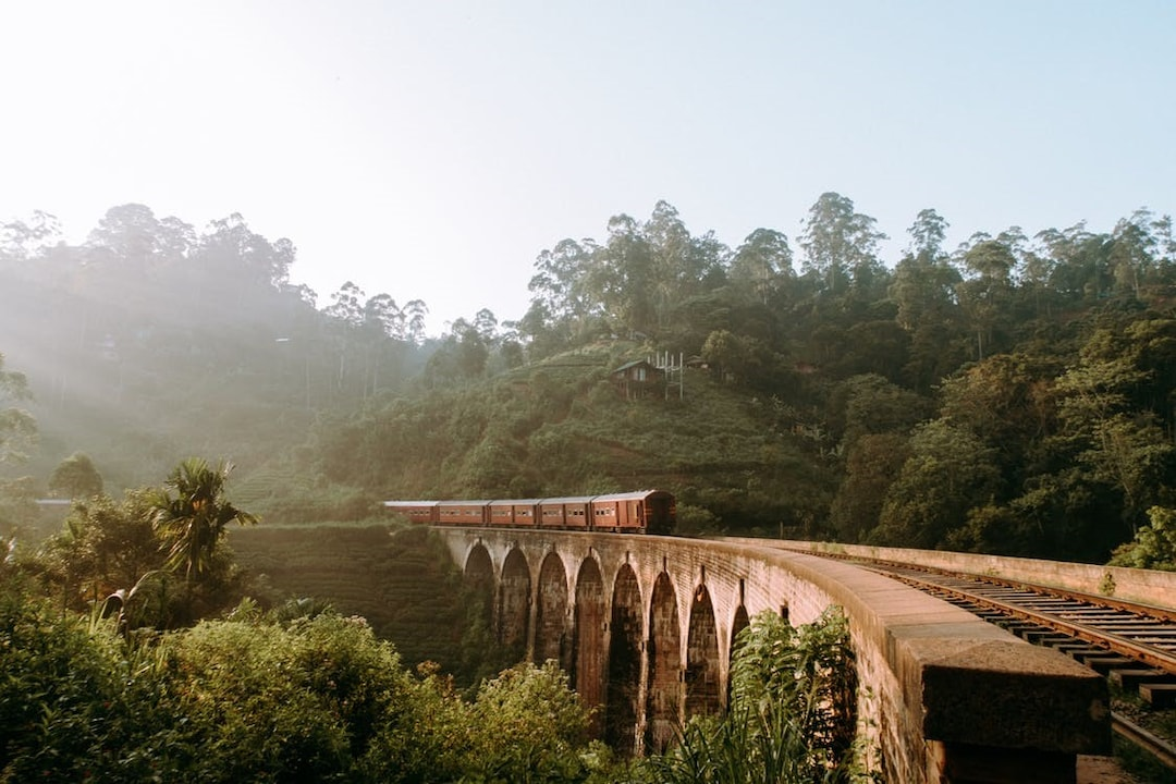 Ride the Train from Kandy to Ella