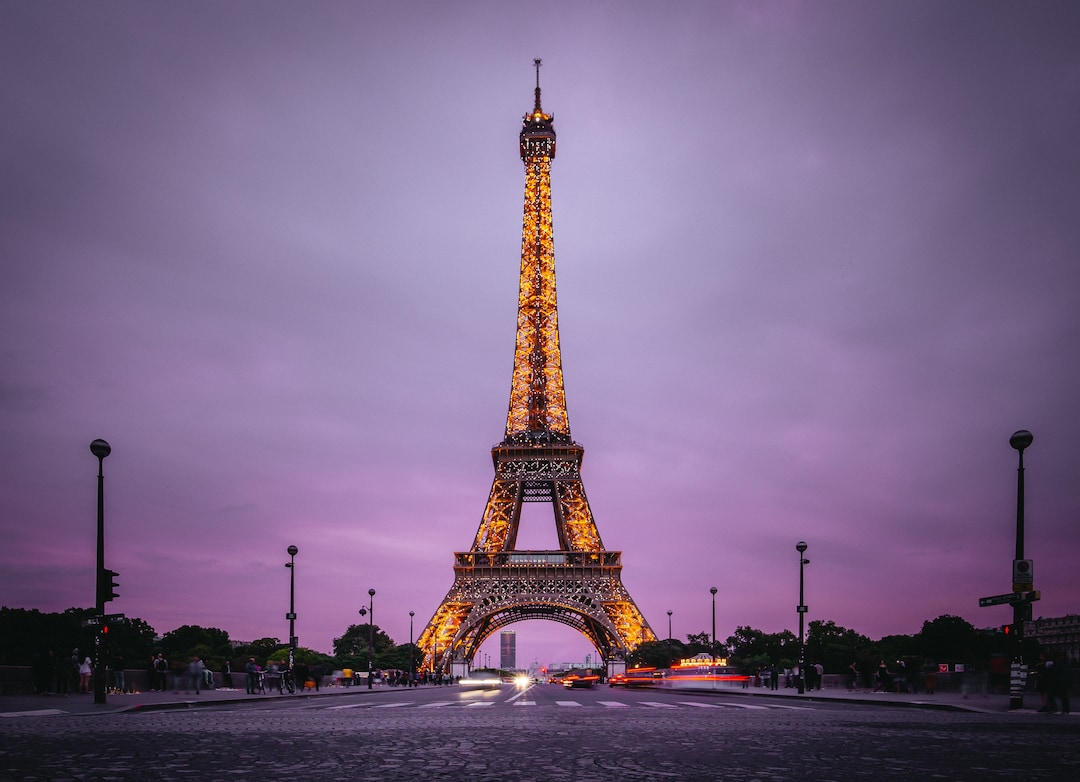 The City of Love – Paris