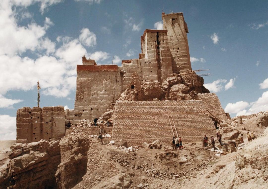 Bagso Palace Monastery