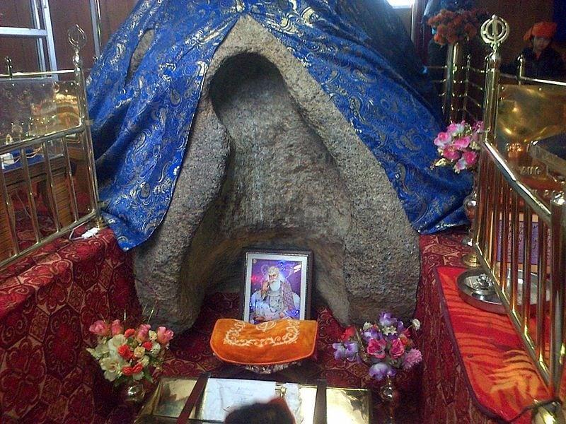 Gurudwara Patthar Sahib