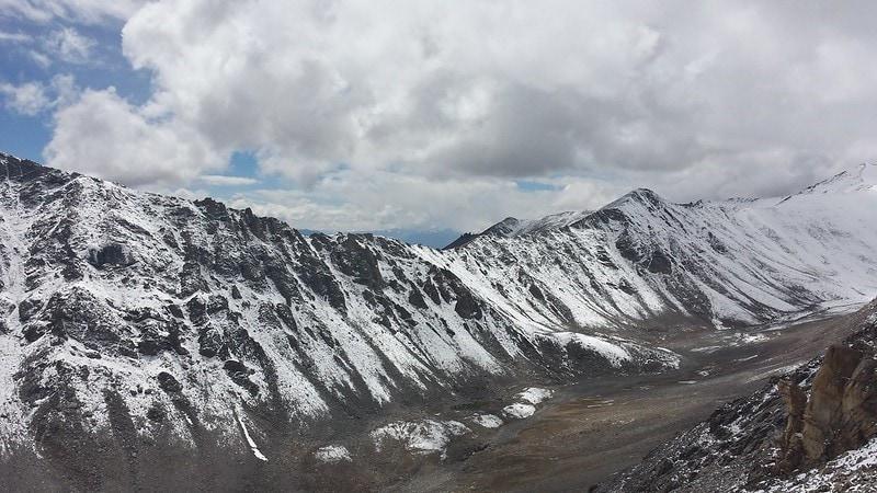 Khardung La Mountain Pass